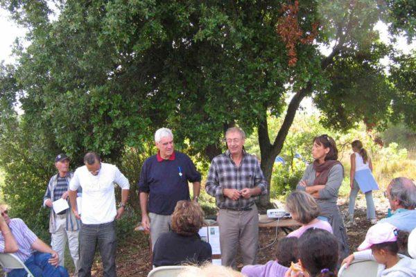 2008 - Manifestation - Plateau Tercier - 02