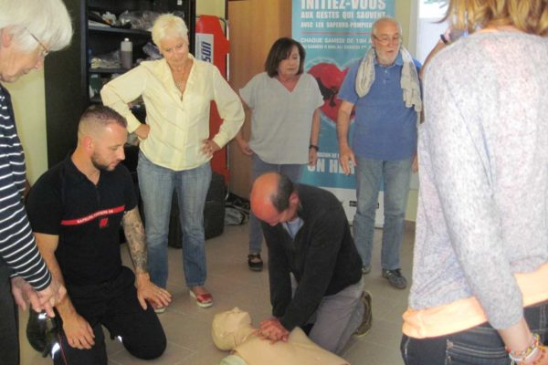 2017 - Stage formation premiers secours - Contes