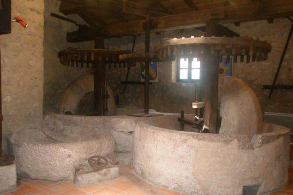 2019 - 30 juin - Le moulin à huile - Sortie Source de Sainte-Thècle
